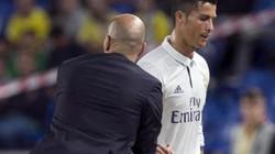 HLV Zidane lên tiếng về chuyện bị Ronaldo văng tục