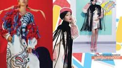 Hé lộ những thiết kế từ Vietnam Fashion Week 2017