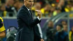 HLV Zidane nói gì sau khi Real hòa Dortmund?
