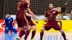 Kết quả bán kết Futsal World Cup 2016 (ngày 28.9)