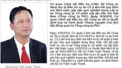 """""""Nghi án"""" cấp bằng đại học sai quy định cho Trịnh Xuân Thanh?"""
