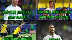 """HẬU TRƯỜNG (28.9): Ronaldo """"xấu tính"""", Leicester viết truyện cổ tích tập 2"""