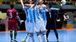 Kết quả bán kết Futsal World Cup 2016 (ngày 29.9)