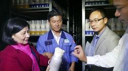 Siêu nông dân học tập trang trại công nghệ cao Hàn Quốc