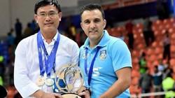 HLV Bruno rời ĐT futsal Việt Nam vì mâu thuẫn?