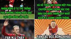 """HẬU TRƯỜNG (30.9): Rooney thành """"thần rùa"""", Ibra không thuộc về Champions League"""