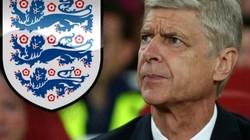 HLV Wenger báo tin vui cho ĐT Anh