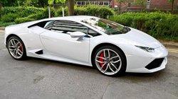 Lamborghini Huracan được cấp giấy phép làm taxi