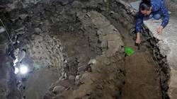 Phát hiện 675 sọ người xếp thành tháp ở Mexico