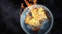 Thiên tài vật lý nói Trái đất sớm muộn sẽ nóng 250 độ C