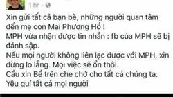 """Tài khoản Facebook của mẹ Hoa hậu Phương Nga bị """"đánh sập"""""""