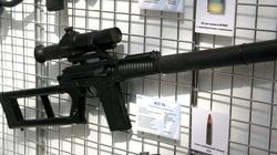 Cận cảnh súng bắn tỉa nhỏ nhất thế giới