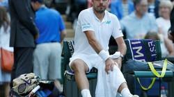 Stan Wawrinka thua sốc trong ngày mở màn Wimbledon 2017