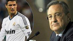 Ronaldo gửi yêu sách, Chủ tịch Perez ra thông điệp đanh thép