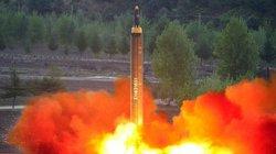 Triều Tiên lần đầu tuyên bố bắn thành công tên lửa liên lục địa