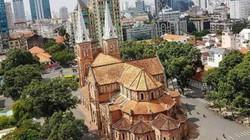 Ngắm Nhà thờ Đức Bà 140 năm tuổi ở Sài Gòn trước ngày trùng tu