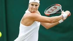 Loại khỏi Wimbledon, tay vợt Luxembourg thừa nhận mang thai 4,5 tháng