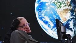 Vì sao Stephen Hawking luôn hối thúc con người rời Trái đất?