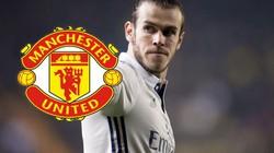 ĐIỂM TIN SÁNG (6.7): Real sẵn sàng bán Gareth Bale cho M.U
