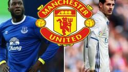 ĐIỂM TIN TỐI (6.7): M.U đạt được thỏa thuận mua Morata và Lukaku