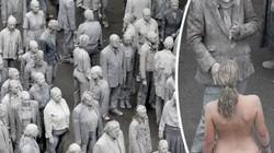 """""""Xác sống"""" xâm chiếm đường phố Đức dịp hội nghị G20"""