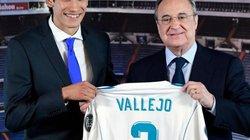 """Real Madrid chính thức ra mắt """"người thừa kế"""" Pepe"""