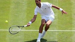 Kết quả giải quần vợt Wimbledon (9.7): Federer lập nên kỳ tích