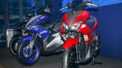 Ngắm 2017 Yamaha NVX 155 vừa ra mắt, giá 55,5 triệu đồng