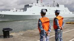 Trung Quốc triển khai binh sĩ tới căn cứ đầu tiên ở nước ngoài