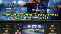 """HẬU TRƯỜNG (13.7): Alves """"đá đểu"""" đội bóng mới, Benzema được trắng án"""