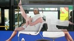 """Cách """"trốn"""" mua vé xe buýt lịch sự nhất thế giới"""