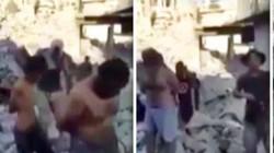 Các tay súng IS như chuột chũi, chui lên từ đống đổ nát ở Mosul