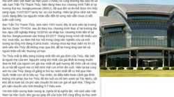 Kêu gọi ủng hộ tiền để đưa thi thể nữ NCS ở Hàn Quốc về nước