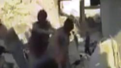 """Video: """"Đào"""" được khủng bố IS trong đống đổ nát ở Mosul"""