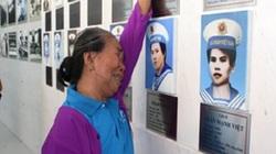 Giọt nước mắt rơi tại Khu tưởng niệm chiến sĩ Gạc Ma