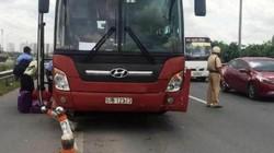TP.HCM: Va chạm liên hoàn, hành khách hoảng loạn kêu cứu