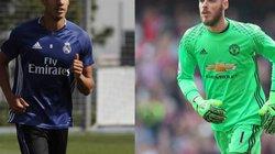 ĐIỂM TIN TỐI (15.7): M.U ra điều kiện bán De Gea cho Real
