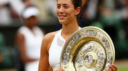 Đánh bại Venus Williams, Muguruza lần đầu tiên vô địch Wimbledon