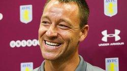 Vừa tới Aston Villa, John Terry đã được làm thủ quân
