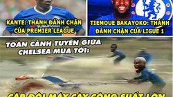 """HẬU TRƯỜNG (16.6): Chelsea có """"cặp đôi công nông"""", Lukaku gây thất vọng"""