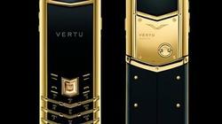Điện thoại sang chảnh Vertu chính thức ngừng sản xuất