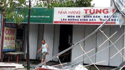 Nghệ An: Sập nhà trong cơn bão, một người phụ nữ tử vong