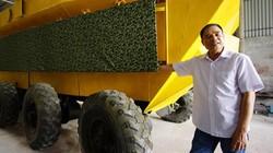 """Bán xe bọc thép 2 tỷ giá đồng nát, """"thợ vườn"""" làm máy phát điện triệu USD"""