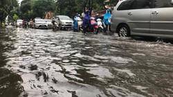 """Ngày mai, trực tuyến trên Dân Việt: """"Bao giờ HN thoát cảnh cứ mưa là ngập?"""""""