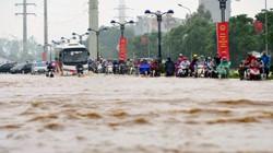 10h sáng nay trực tuyến: 'Bao giờ Hà Nội thoát cảnh cứ mưa là ngập?'