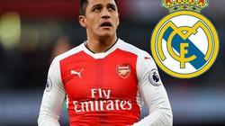 """CHUYỂN NHƯỢNG (20.7): Real """"tham chiến"""" giành Sanchez, """"chốt"""" tương lai của Aguero"""