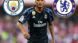 """Tung chiêu """"độc"""", Man City giật Danilo trước mũi Chelsea"""