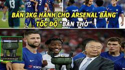 """HẬU TRƯỜNG (23.7): Chelsea nhận """"cúp bát hương"""", Man City giàu có"""