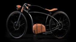 Avionics V1: Xe đạp điện độc nhất vô nhị