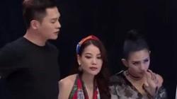Fan choáng vì cử chỉ bất nhã của Võ Hoàng Yến trên sóng truyền hình